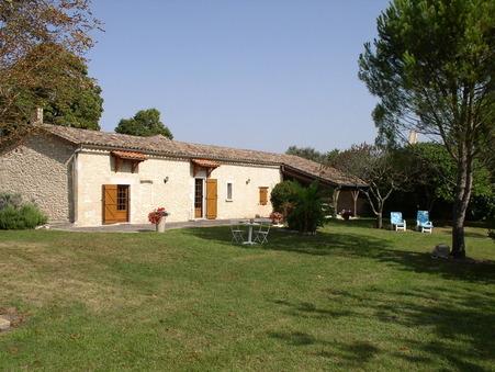 Vends maison Castillonnes  165 240  €