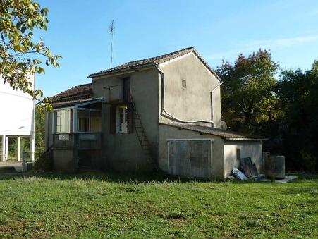 vente maison MOLIERES SUR CEZE 60000 €