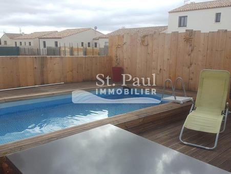 A vendre maison Saint-Nazaire-d'Aude  197 000  €