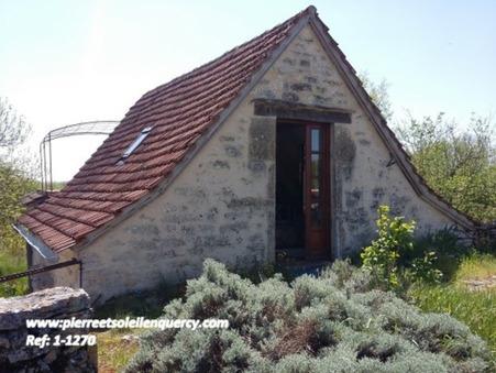 Vente maison LIMOGNE EN QUERCY  102 600  €