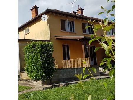A vendre maison LIVINHAC LE HAUT 81 m² 84 200  €