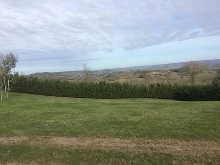 Vends terrain PUYLAURENS 44 000  €