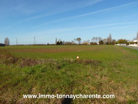 Achat terrain Tonnay charente 46 000  €