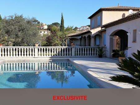 Vendre maison PIERREFEU DU VAR  527 000  €