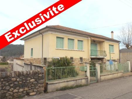 vente maison LALEVADE D ARDECHE 199000 €
