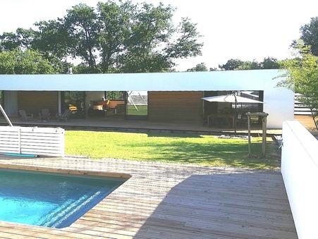 vente maison MESCHERS SUR GIRONDE 224m2 495600€