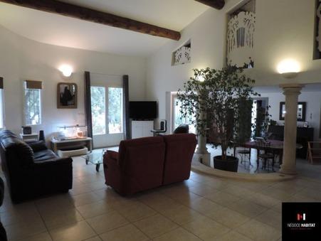 Vends maison milhaud  349 000  €