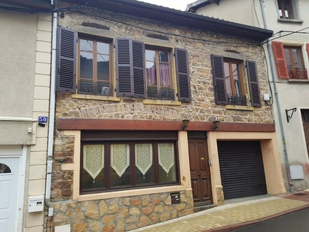vente maison bourg de thizy 70 000  € 167 m²