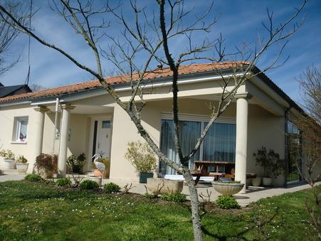 vente maison LA PUYE 200m2 221000€