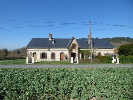 vente maison IVOY LE PRE 200m2 91000€