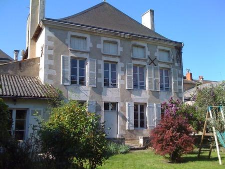 vente maison CHAUVIGNY 250m2 299500€