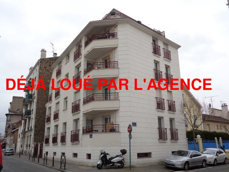location appartement ALFORTVILLE 43m2 837€