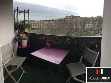 vente appartement montpellier 61m2 166000€