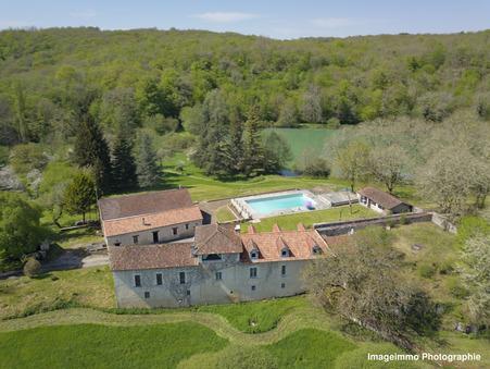 Achète maison Brantome 1 890 000  €