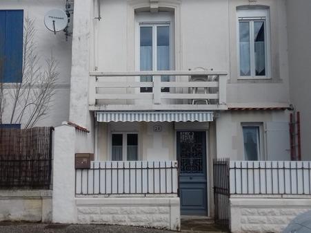vente maison ST GEORGES DE DIDONNE 30m2 130100€