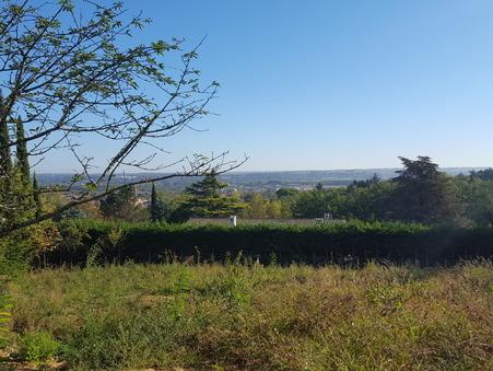 vente terrain CASTANET TOLOSAN 1276m2 206000€