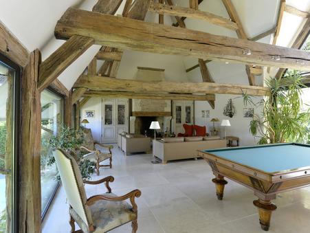 vente maison Deauville 1785000 €