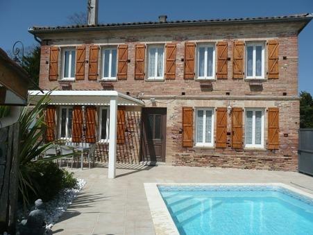 vente maison Montberon 186m2 357000€