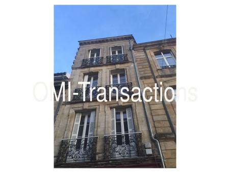 vente appartement BORDEAUX 300000 €
