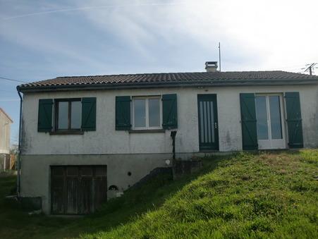 vente maison VALDIVIENNE 85m2 79000€