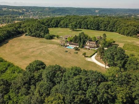 vente maison Lalinde  798 000  € 400 m�