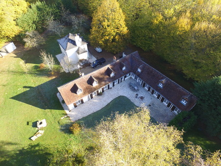 vente maison LEVROUX 285m2 364000€