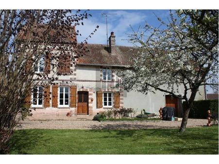 A vendre maison ENTRE ANET ET DREUX 115 m²  197 600  €