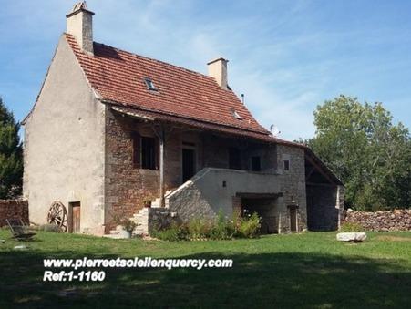 Acheter maison LIMOGNE EN QUERCY  194 250  €
