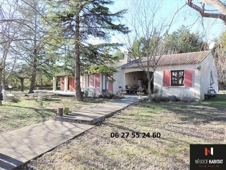 vente maison carnas  263 750  € 138 m²