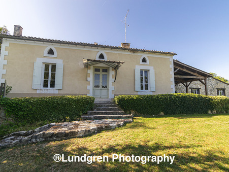 vente maison LAUZUN 399500 €