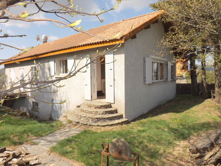vente maison Lachamp raphael 90m2 128300€