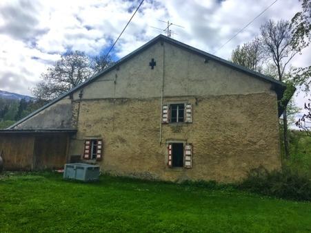 vente maison LA ROCHE SUR FORON 400m2 190000€