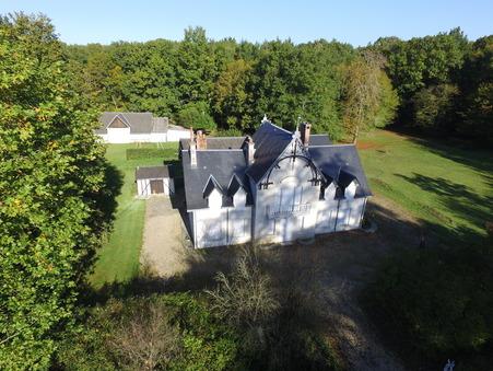 vente maison MEHUN SUR YEVRE 290m2 294000€