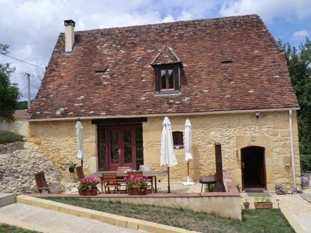 vente maison Les Eyzies  371 000  € 190 m�