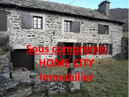 vente maison ST JULIEN DU PINET 200m2 149000€