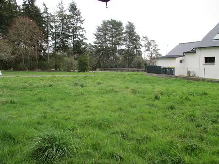 vente terrain LA CHAPELLE BOUEXIC 664m2 45000€