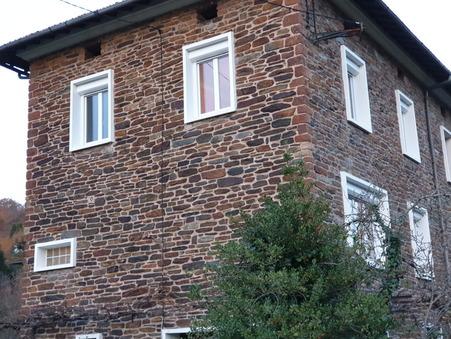 vente maison DECAZEVILLE 90m2 91800€