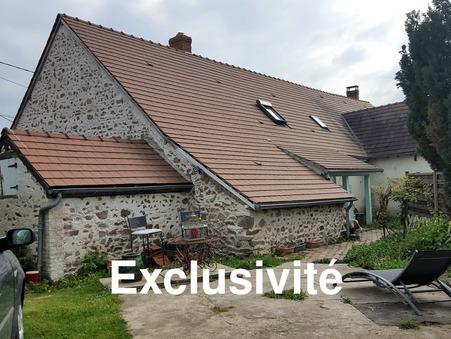 Vente maison St pourcain sur sioule 100 m² 74 000  €