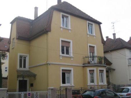 location appartement BISCHHEIM 590 €