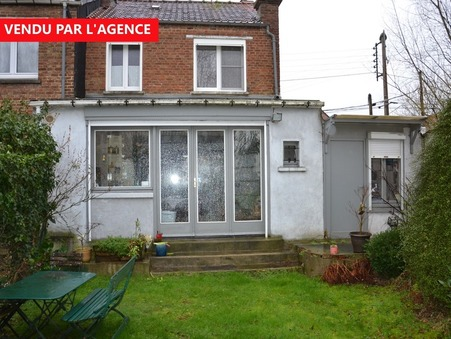 vente maison MONS BAROEUL 90m2 215000€