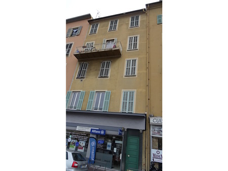 vente appartement NICE 50.4m2 139000€