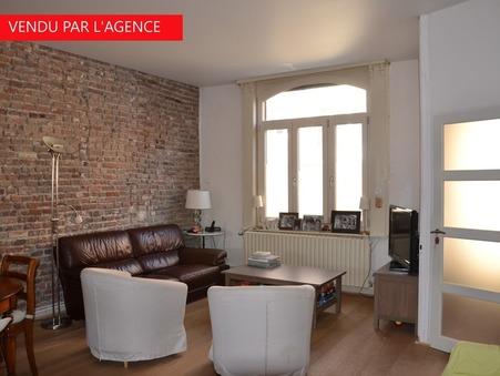 vente maison MONS BAROEUL 120m2 258000€