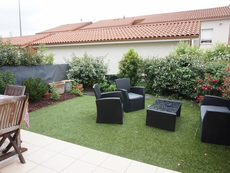 vente appartement Quincieux 62m2 234000€