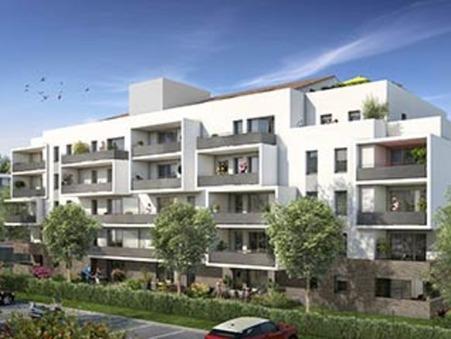 A vendre programme neuf TOULOUSE 36.78 m²  152 000  €