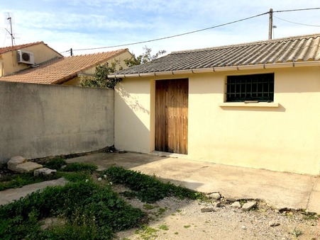 A vendre maison VERGEZE 69 500  €