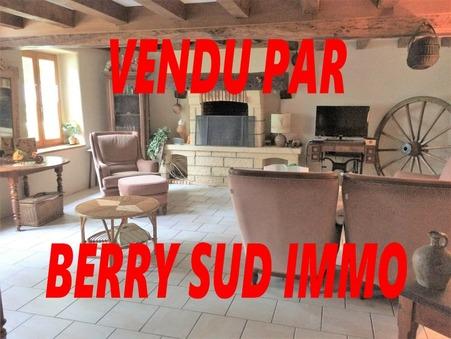 vente maison SANCOINS 130m2 68000€
