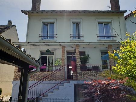 vente maison Choisy le roi 140m2 570000€