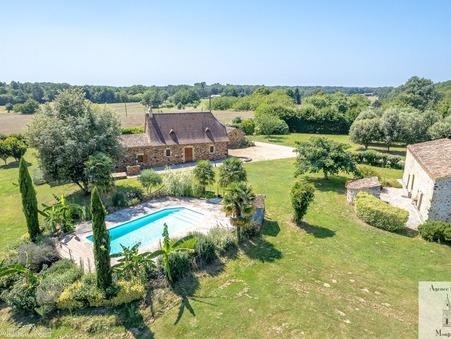 A vendre maison Monpazier  693 000  €