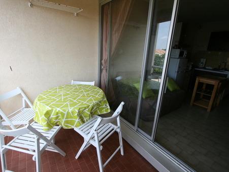 A vendre appartement VALRAS PLAGE 83 000  €