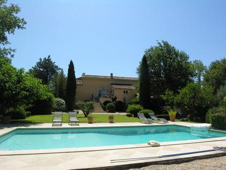 vente maison VENASQUE 290m2 585000€